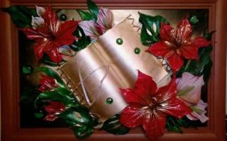 Панно из ткани своими руками: аппликация из лоскутков с фото