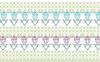 Азы вязания крючком: обозначения как читать схемы для начинающих