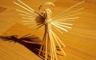 Плетение из соломки для начинающих: видео изготовления изделия и мк