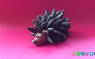 Звери из пластилина: делаем пошагово с фото