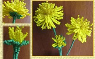 Весенние поделки в садик: делаем из природного материала своими руками