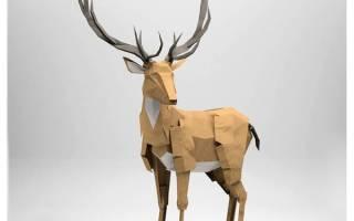 Оригами животные: как делать модульное оригами на примере зверей