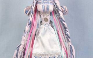 Как сделать куклу мотанку: мотанка берегиня, мотанка ангел и мотанка козак