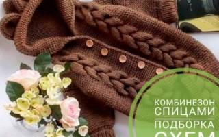 Комплект для девочки: схема вязания и пошаговый мк с подробными фото и видео