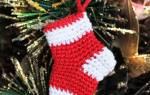Новогодние носки своими руками: делаем спицами с фото-подборкой