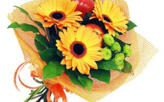 Как оформить букет своими руками: из роз, астр и флористической сетки