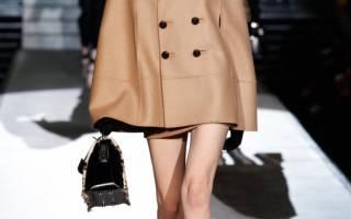 Выкройка пальто пончо: с капюшоном и поясом, пошаговая фото-инструкция
