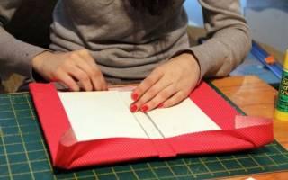 Как сделать блокнот своими руками: из бумаги и из тетради