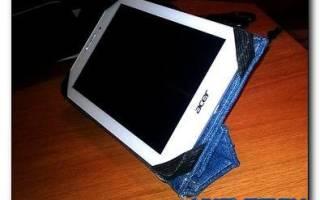 Чехол для планшета своими руками: как сделать из джинсов, сшить из кожи